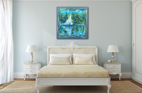 """""""TAHOE"""" -Fine Art Quality Giclee Print; Prices starting @"""