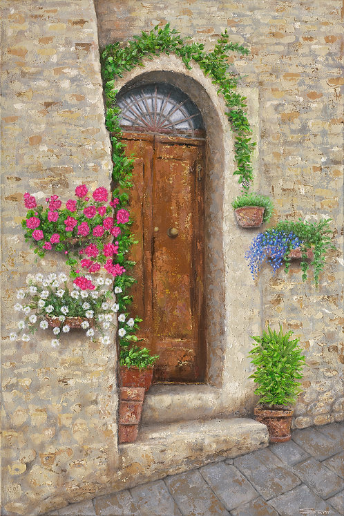 """VOLTERRA"" - Limited Edition Giclee Prints, Prices starting @"