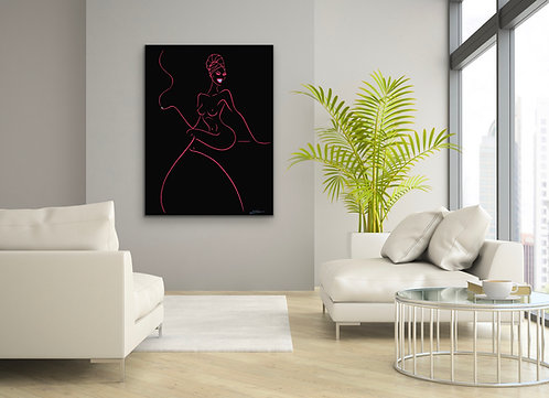 """SOUTH BEACH"" -Fine Art Quality Fine Art Print; Prices starting @"