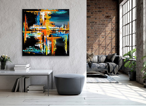 """""""FIRE AND ICE"""" -Gallery Quality Giclee Prints,  Prices starting @"""
