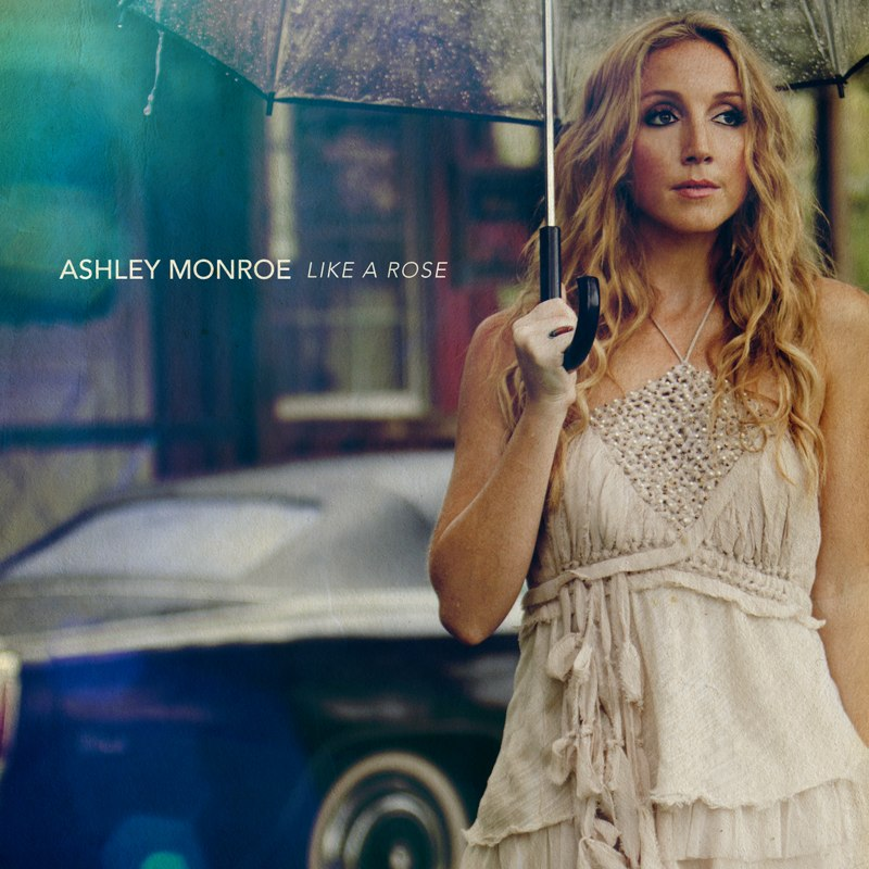 Ashley Monroe CD cover