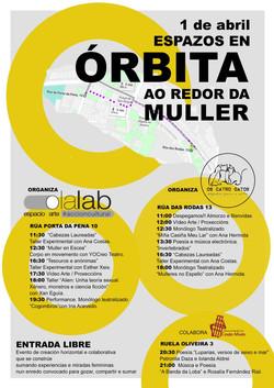ESPAZOS EN ÓRBITA AO REDOR DA MULLER