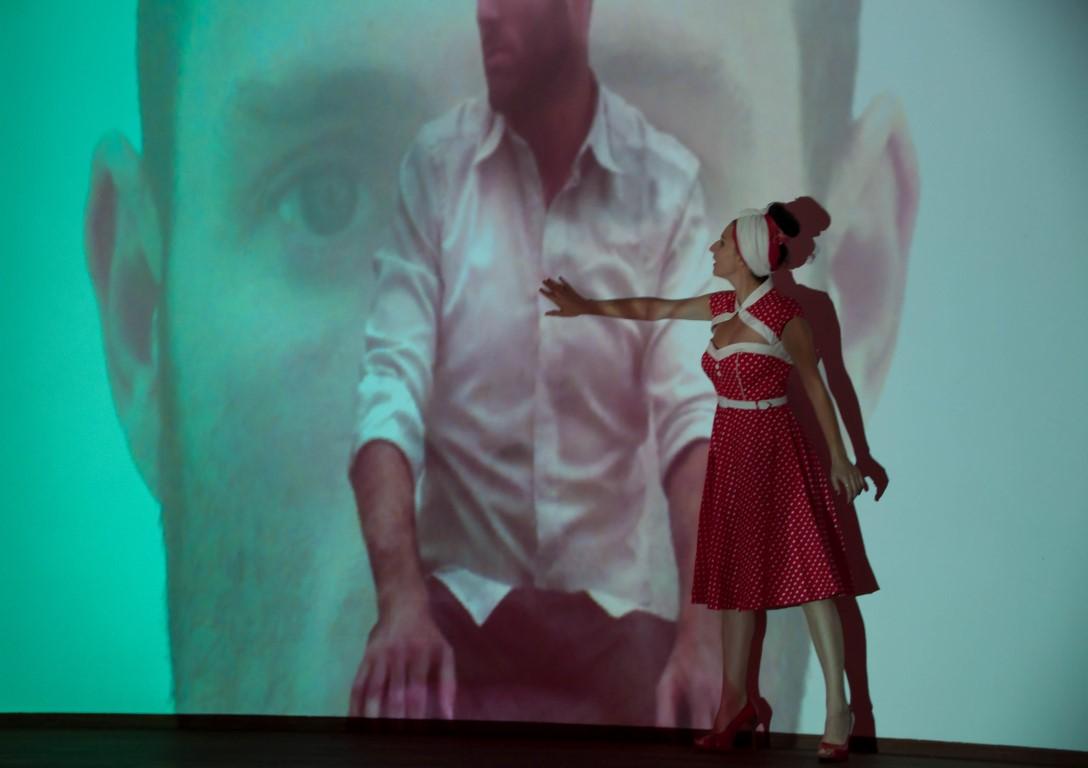 Adriana Pazos Ottón/ artes escénicas