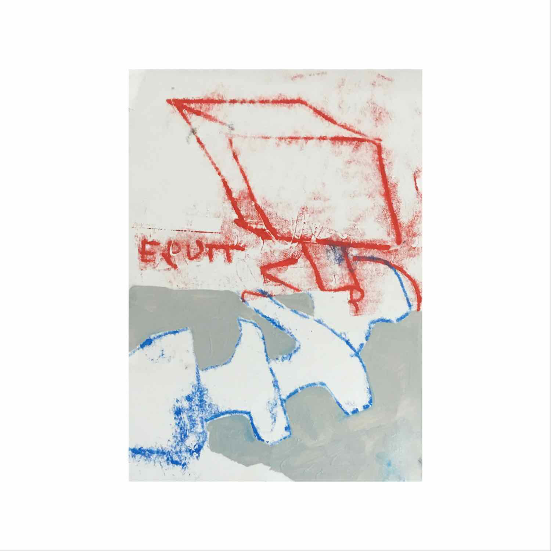 Untitled Monoprint