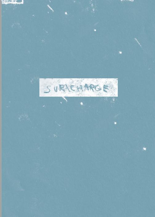 SUR/CHARGE