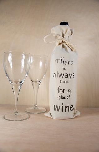 WF 1 en 1 a Cadeau verpakking wijnfles