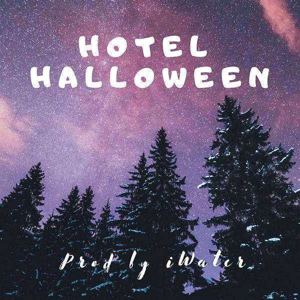 promo photo - hotel halloween - iwater.j