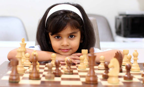 Getting On Board with Chess