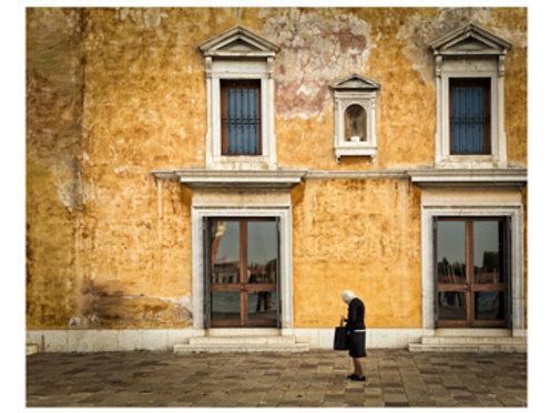 Woman in Venice