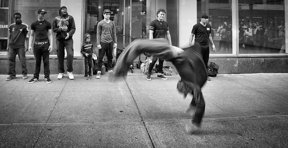 Street Dance, NY