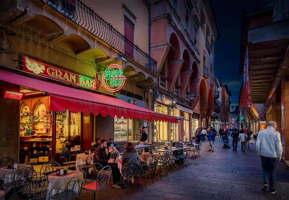 Bologna Cafe