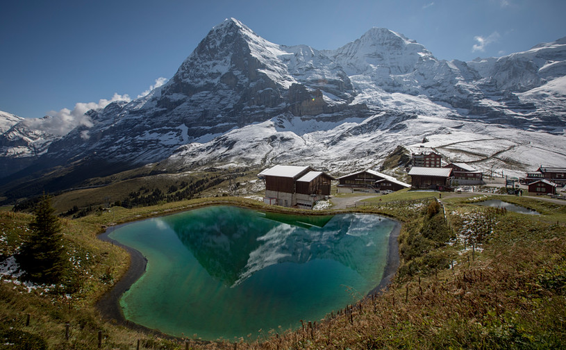 Alps Pond