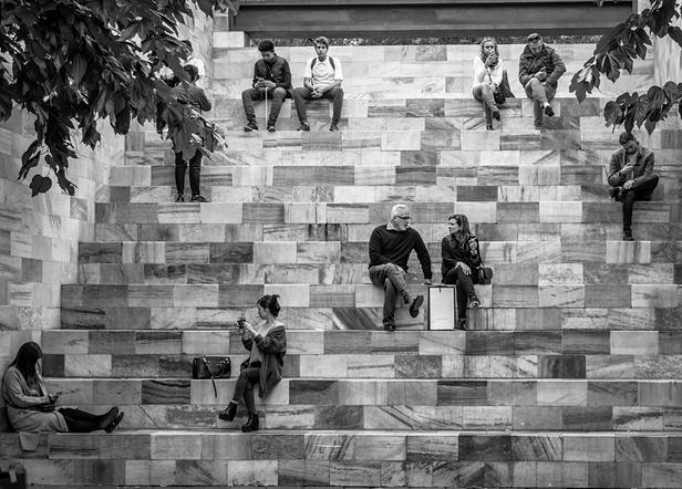Milan Steps
