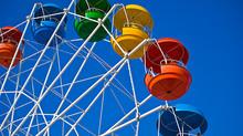 Gold County Fair Ferris Wheel of Love