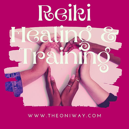 Usui Intentional Reiki Course