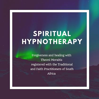 Spiritual Hypnotherapy