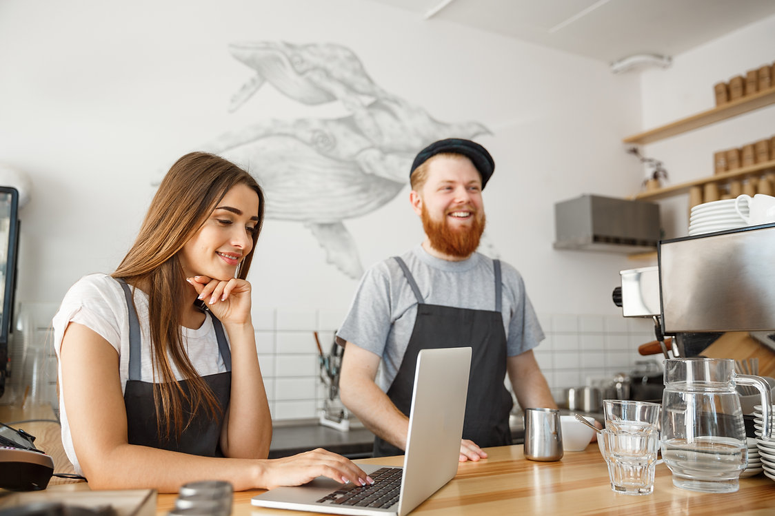 Local Norwich Coffee Shop DIY Marketing Image Development