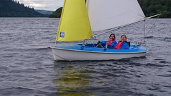 Sailing @Calvert