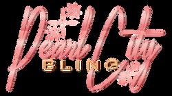 Pearl City Bling Logo Design
