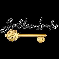 Golden Locks Realtor Logo Design