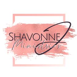 ShavonneJ Ministries Logo Design