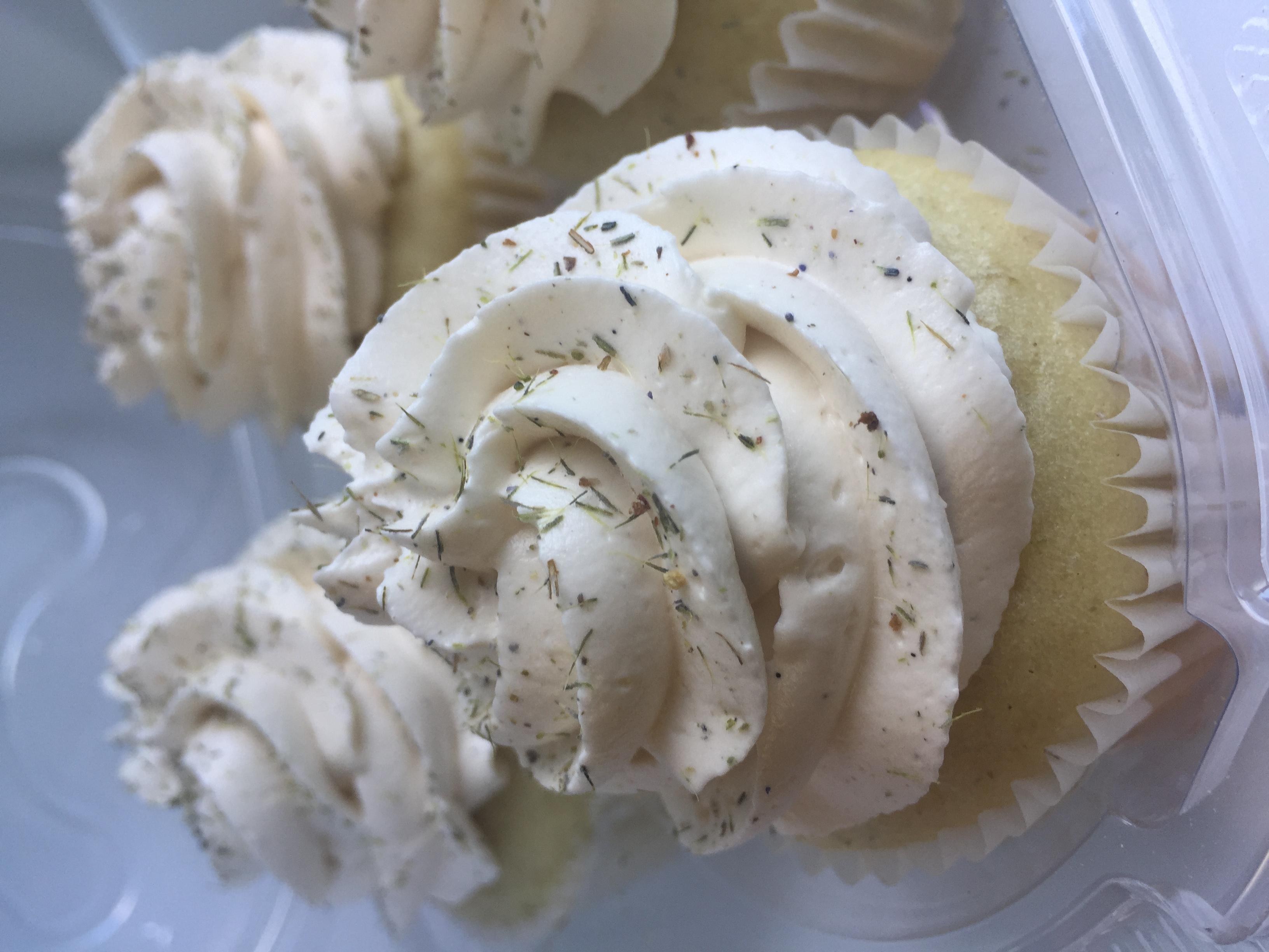 #1 Top - lavender vanilla
