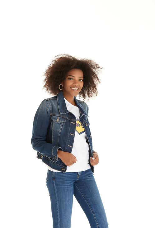 Jacket jeans JJ343 light