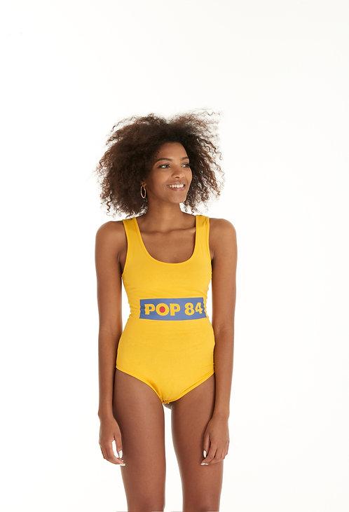 Body POP84 80'S yellow