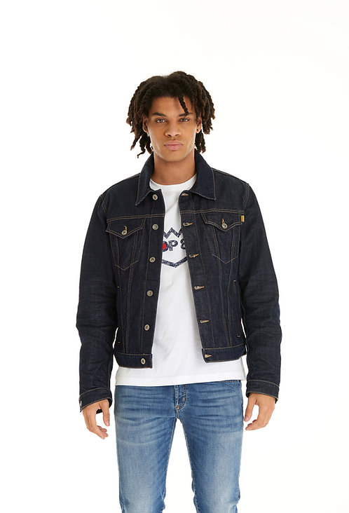 Jacket jeans JJ443 dark