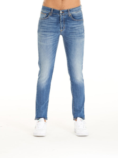 CAPRI blue jeans slim fit