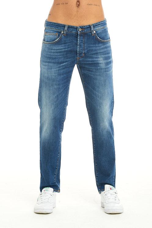 CAPRI blue jeans five-pocket slim fit