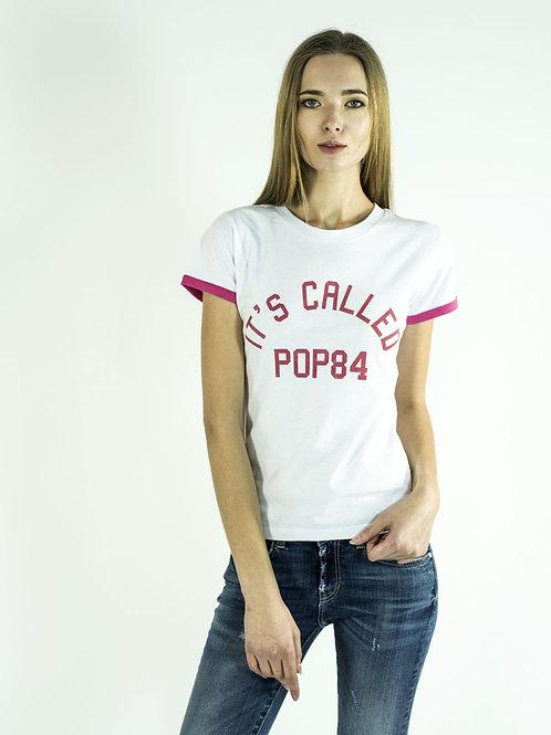 T-shirt IT'S CALLED POP84