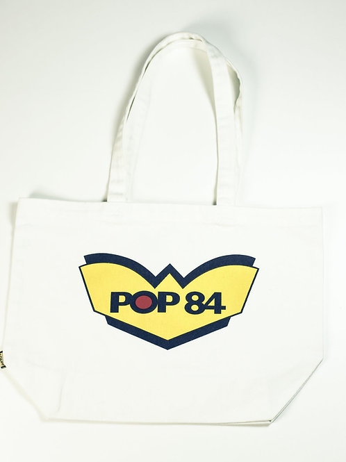 POP SHOP with logo