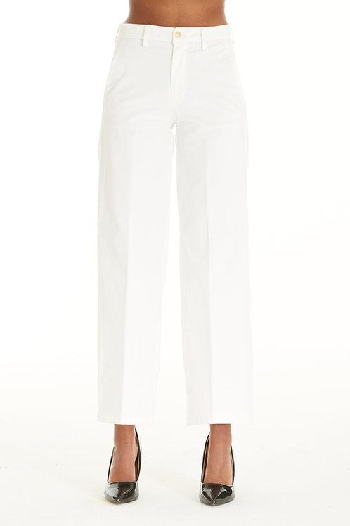 Cotton pant R931 white