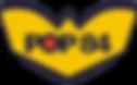 POP84 logo