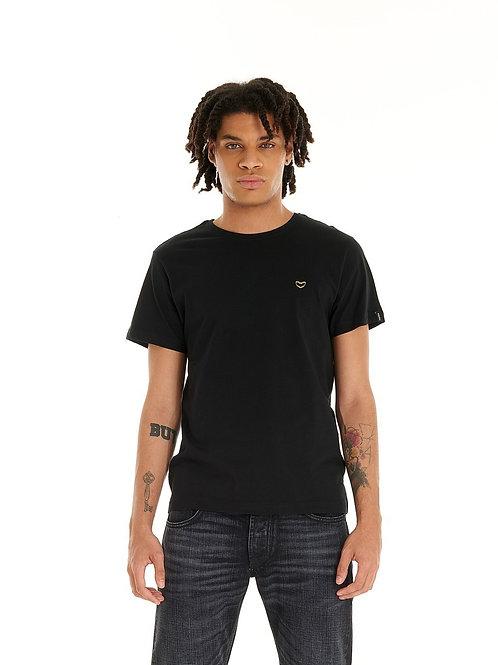 T-shirt POP84 BASIC POP84 black