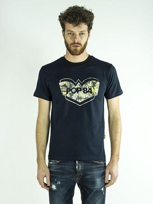 T-shirt Flower man