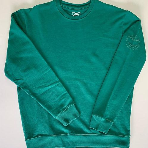 POP84 man sweatshirt with embroidery logo