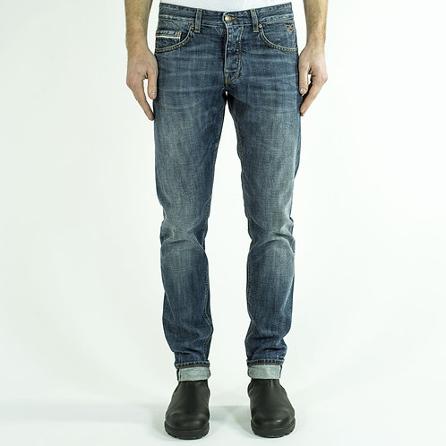Jeans J04 selvadge denim