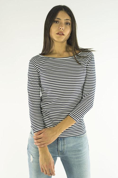 T-shirt POP STRIPED