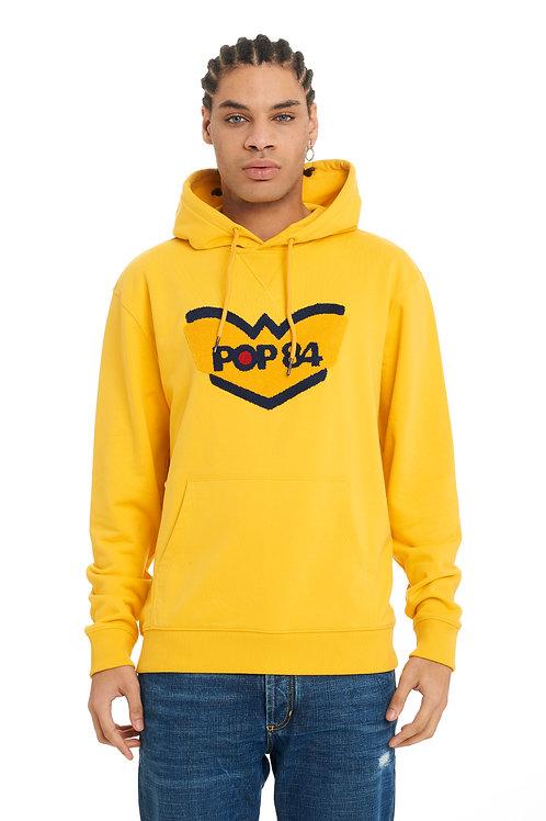 LOGO POP84 man hoodie