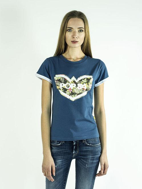T-shirt POP84 FLOWER
