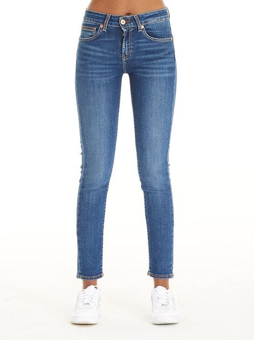 VALENTINA blue jeans slim fit