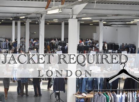 POP 84 a Jacket Required Londra: una presenza oltremanica per un brand senza orizzonti