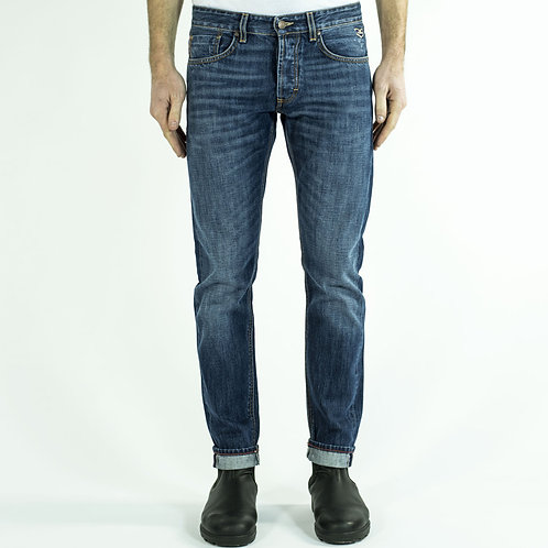 Jeans J04C selvadge denim