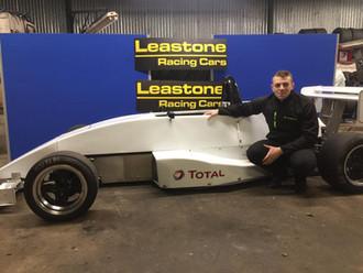 Blackburn joins Monoposto grid for 2020