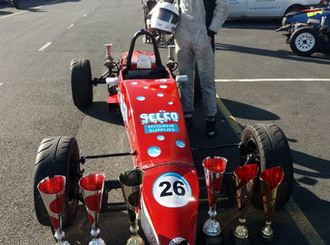 Formula Vee - Round 11 - with Max Hart