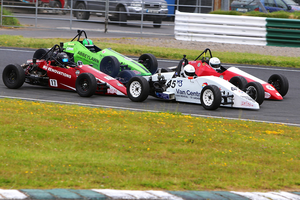 Formula Vees in action