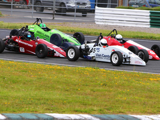 Formula Vee Rounds 1 & 2 - Mondello Park - 12th June