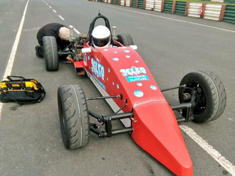 Formula Vee Round 2 - with Max Hart